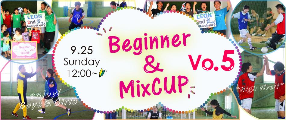 ビギナー&Mix
