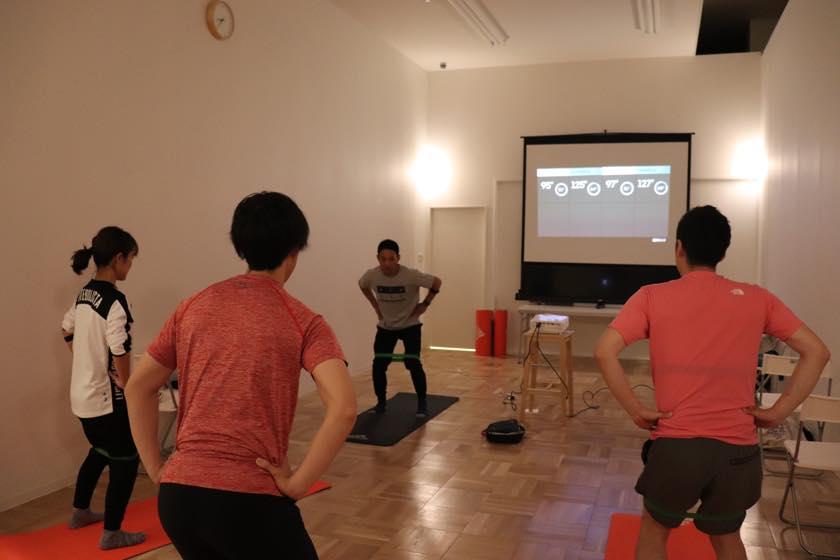 体幹・自重トレーニング